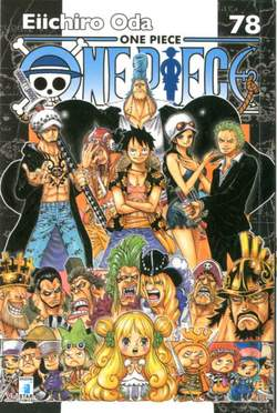Copertina ONE PIECE NEW EDITION n.78 - ONE PIECE NEW EDITION, STAR COMICS