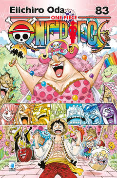 Copertina ONE PIECE NEW EDITION n.83 - ONE PIECE NEW EDITION 83, STAR COMICS
