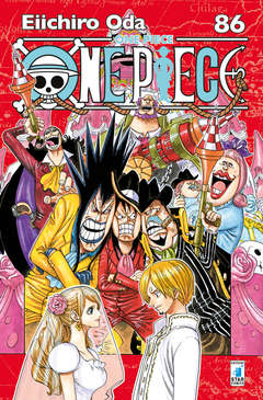 Copertina ONE PIECE NEW EDITION n.86 - ONE PIECE NEW EDITION 86, STAR COMICS