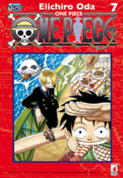 Copertina ONE PIECe new edition n.7 - ONE PIECE 7 NEW EDITION, STAR COMICS