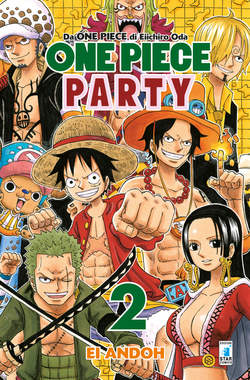 Copertina ONE PIECE PARTY n.2 - ONE PIECE PARTY, STAR COMICS