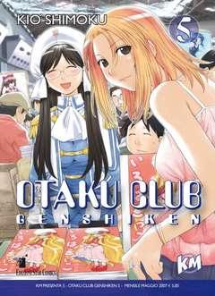 Copertina OTAKU CLUB GENSHIKEN n.5 - OTAKU CLUB GENSHIKEN 5 (m9), STAR COMICS