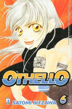 Copertina OTELLO n.6 - OTHELLO 6, STAR COMICS
