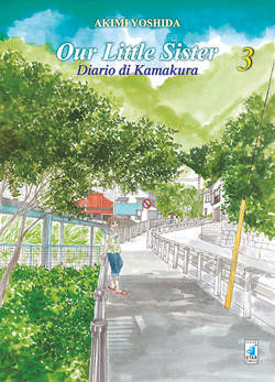 Copertina OUR LITTLE SISTER n.3 - DIARIO DI KAMAKURA, STAR COMICS