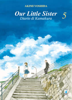 Copertina OUR LITTLE SISTER n.5 - DIARIO DI KAMAKURA, STAR COMICS