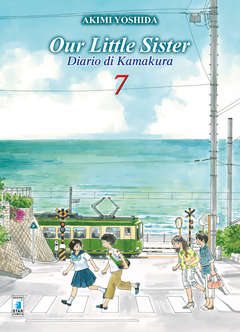 Copertina OUR LITTLE SISTER n.7 - DIARIO DI KAMAKURA, STAR COMICS