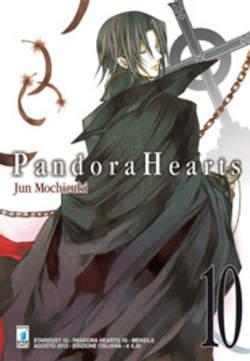 Copertina PANDORA HEARTS n.10 - PANDORA HEARTS (m24), STAR COMICS