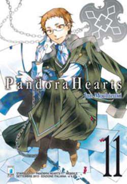 Copertina PANDORA HEARTS n.11 - PANDORA HEARTS (m24), STAR COMICS