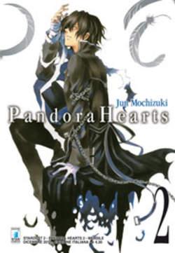 Copertina PANDORA HEARTS n.2 - PANDORA HEARTS (m24), STAR COMICS