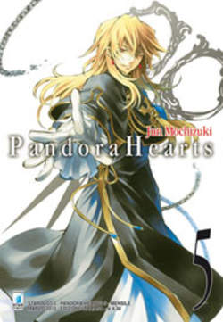 Copertina PANDORA HEARTS n.5 - PANDORA HEARTS (m24), STAR COMICS