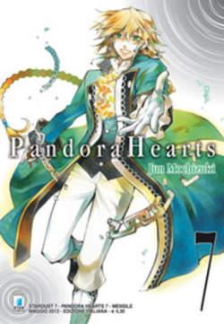 Copertina PANDORA HEARTS n.7 - PANDORA HEARTS (m24), STAR COMICS