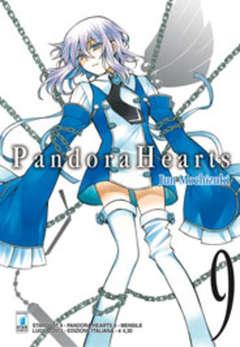 Copertina PANDORA HEARTS n.9 - PANDORA HEARTS (m24), STAR COMICS