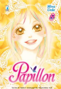 Copertina PAPILLON n.8 - PAPILLON 8 (m8), STAR COMICS