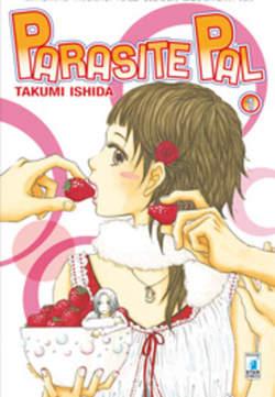 Copertina PARASITE PAL n.1 - PARASITE PAL 1, STAR COMICS