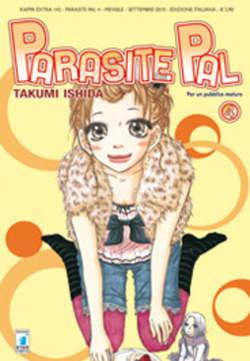 Copertina PARASITE PAL n.4 - PARASITE PAL 4 (m9), STAR COMICS