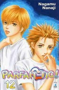 Copertina PARFAIT TIC! n.12 - PARFAIT TIC! 12, STAR COMICS