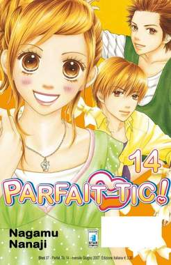 Copertina PARFAIT TIC! n.14 - PARFAIT TIC 14, STAR COMICS