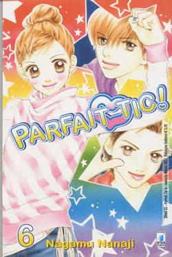 Copertina PARFAIT TIC! n.6 - PARFAIT TIC 6, STAR COMICS