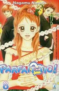 Copertina PARFAIT TIC! n.8 - PARFAIT TIC! 8, STAR COMICS