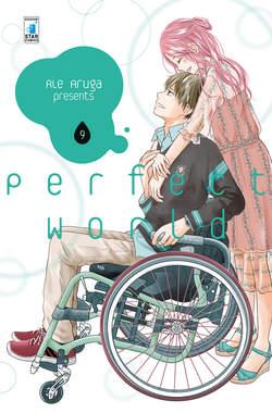 Copertina PERFECT WORLD n.9 - AMICI 271, STAR COMICS