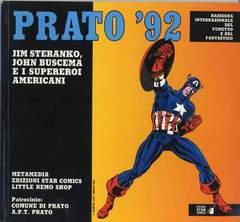 Copertina PRATO 92 n. - PRATO 92, STAR COMICS