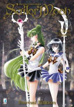 Copertina PRETTY GUARDIAN...ETERNAL ED. n.7 - PRETTY GUARDIAN SAILOR MOON eternal edition, STAR COMICS