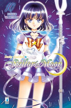 Copertina PRETTY GUARDIAN SAILOR MOON n.10 - PRETTY GUARDIAN SAILOR MOON - New Edition (m12), STAR COMICS