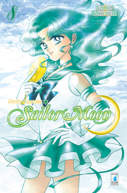 Copertina PRETTY GUARDIAN SAILOR MOON n.8 - PRETTY GUARDIAN SAILOR MOON - New Edition (m12), STAR COMICS