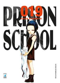 Copertina PRISON SCHOOL (m28) n.19 - PRISON SCHOOL 19 (m28), STAR COMICS