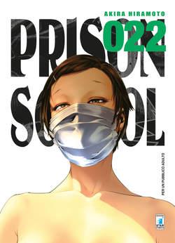 Copertina PRISON SCHOOL (m28) n.22 - PRISON SCHOOL 22 (m28), STAR COMICS