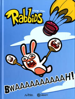 Copertina RABBIDS #1 Variant Cover n. - BWAAAAAAAAAAH - Variant Cover SIO, STAR COMICS