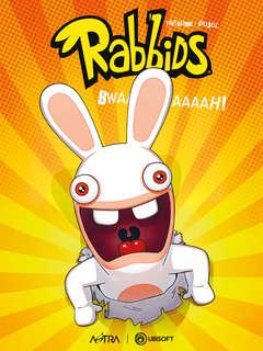 Copertina RABBIDS n.1 - BWAAAAAAAAAAH, STAR COMICS