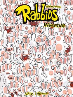 Copertina RABBIDS n.2 - INVASIONE, STAR COMICS