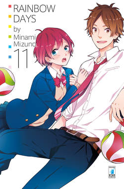 Copertina RAINBOW DAYS n.11 - RAINBOW DAYS 11, STAR COMICS