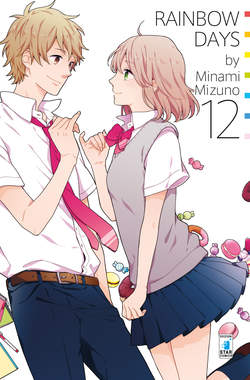 Copertina RAINBOW DAYS n.12 - RAINBOW DAYS (m15), STAR COMICS