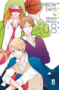 Copertina RAINBOW DAYS n.8 - RAINBOW DAYS 8, STAR COMICS