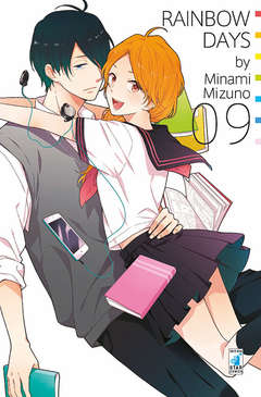Copertina RAINBOW DAYS n.9 - RAINBOW DAYS 9, STAR COMICS
