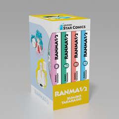 Copertina RANMA 1/2 COLLECTION (m5) n.3 - RANMA 1/2 9/12 + Cofanetto, STAR COMICS