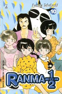 Copertina RANMA 1/2 new n.10 - RANMA 1/2 8, STAR COMICS
