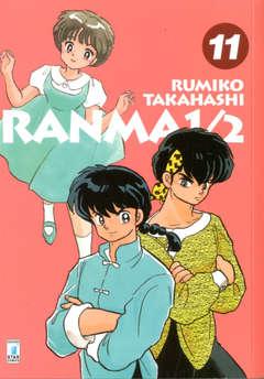 Copertina RANMA 1/2 New Edition (m20) n.11 - RANMA 1/2 New Edition, STAR COMICS
