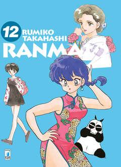 Copertina RANMA 1/2 New Edition (m20) n.12 - RANMA 1/2 New Edition (m20), STAR COMICS
