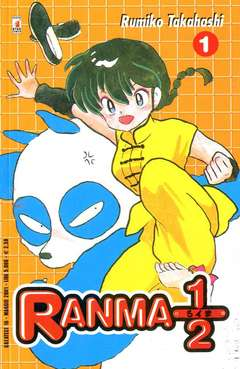Copertina RANMA 1/2 new n.1 - RANMA 1/2 1, STAR COMICS