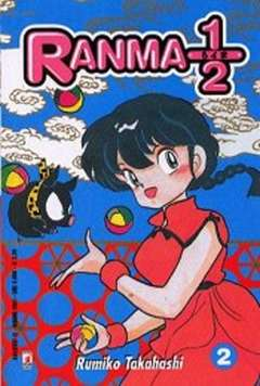Copertina RANMA 1/2 new n.2 - RANMA 1/2 2, STAR COMICS