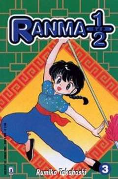 Copertina RANMA 1/2 new n.3 - RANMA 1/2 3, STAR COMICS