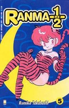 Copertina RANMA 1/2 new n.5 - RANMA 1/2 5, STAR COMICS