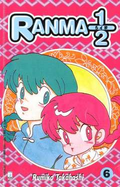Copertina RANMA 1/2 new n.6 - RANMA 1/2 6, STAR COMICS