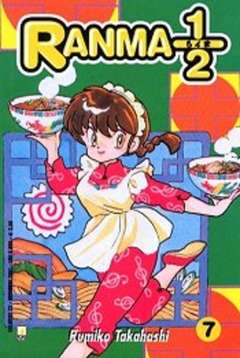 Copertina RANMA 1/2 new n.7 - RANMA 1/2 7, STAR COMICS