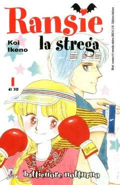 Copertina RANSIE LA STREGA n.1 - BATTICUORE NOTTURNO 1, STAR COMICS
