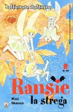 Copertina RANSIE LA STREGA n.2 - BATTICUORE NOTTURNO 2, STAR COMICS
