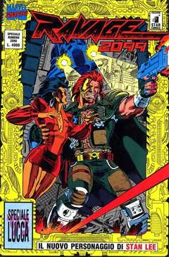 STAR COMICS - RAVAGE 2099